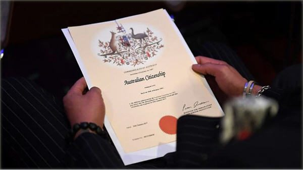 New Citizenship Bill changes