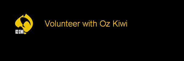 Volunteer with Oz Kiwi