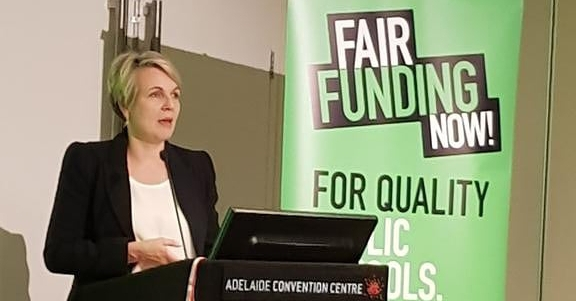 ALP Conference discussion